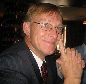 Michael Hall在南非